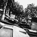 Ambiance cimetière