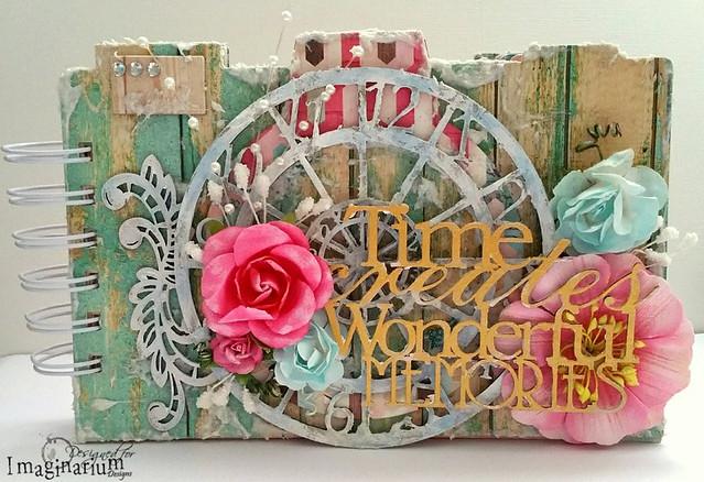 """""""Time Creates Wonderful Memories"""" Album"""