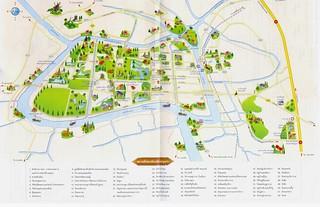 Mapa-Ayutthaya-Tailandia