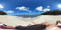 Kawela Bay Beach Park - a 360° Equirectangular VR