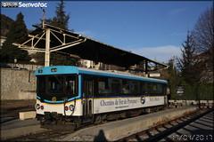 CFD (Compagnie de chemins de fer départementaux) Provence - Chemin de Fer de Provence