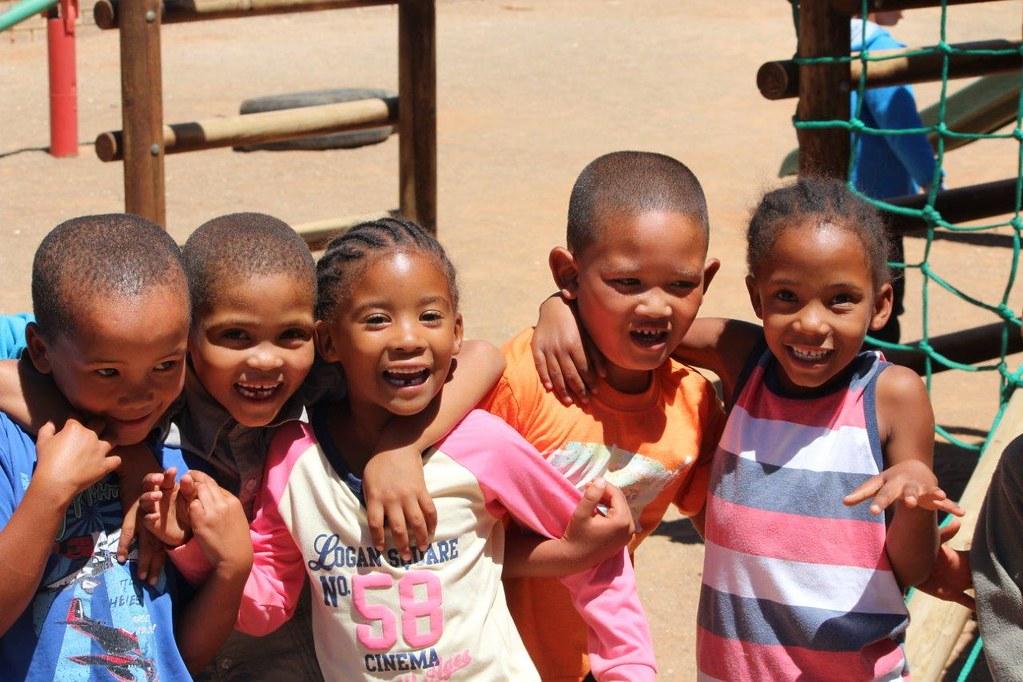 Loerievinkie Creche, Loeriesfontein, South Africa