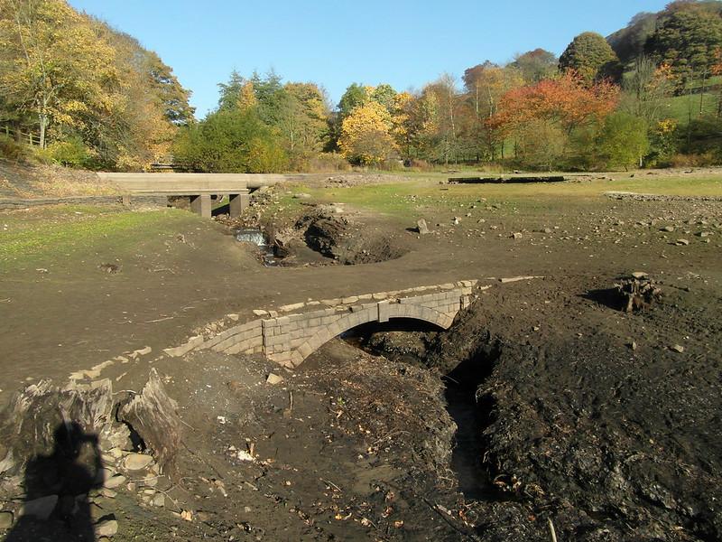 Derwent Village, Ladybower Reservoir 2015