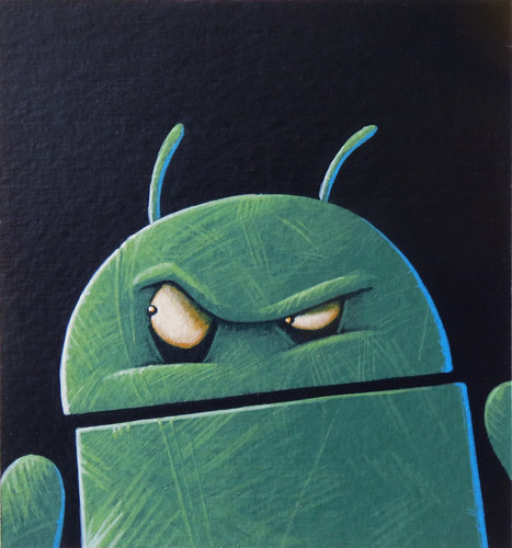 Suspicious Android