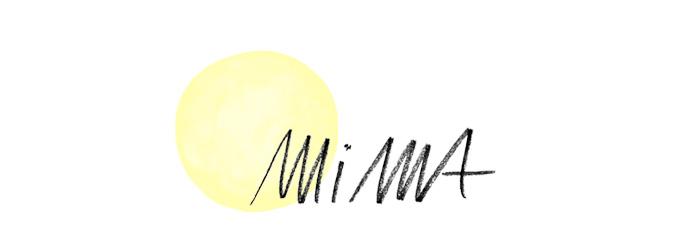 Neues Handlettering-Logo für m-i-ma.com