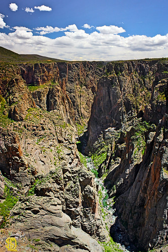 canyon gorge gunnison blackcanyon