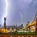 New York City Lightning on June 2, 2013 by mudpig