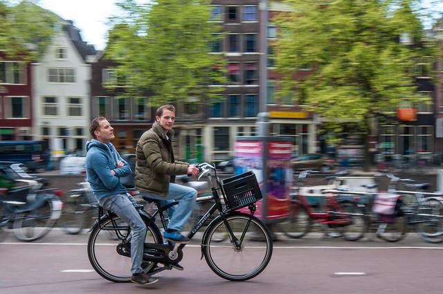 Dudes on a Bike