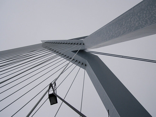 Erasmus Bridge - UN Studio
