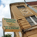 Atlanta - Sweet Auburn: Prince Hall Masonic Temple