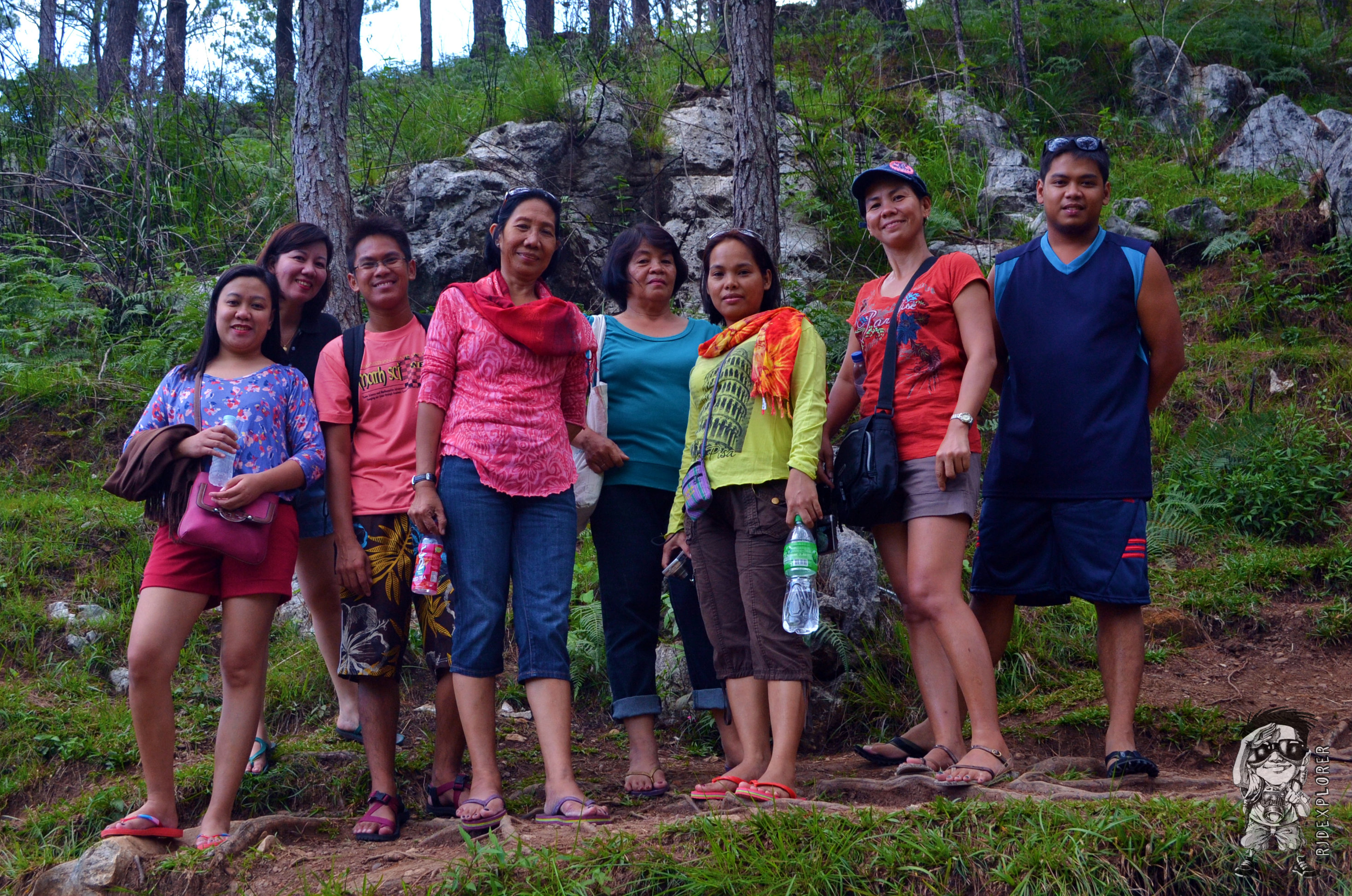 Sagada Walking Tour.