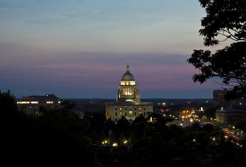 Rhode Island State House! by kravi2011 via I {heart} Rhody