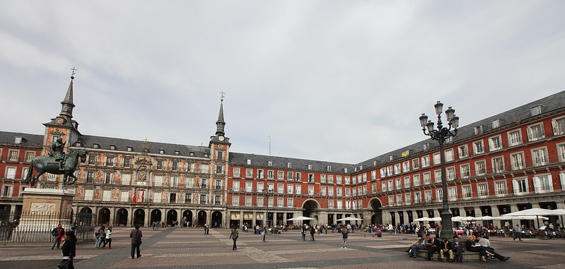 Plaza Mayor por rick ligthelm