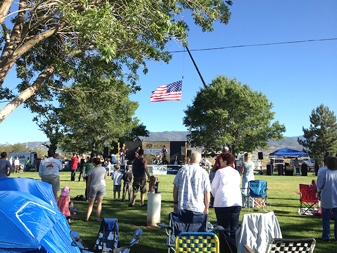 Tehachapi Music in the Park