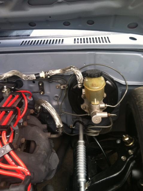 Brake booster????? | Toyota Minis