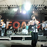 Foals photographed by Chad Kamenshine