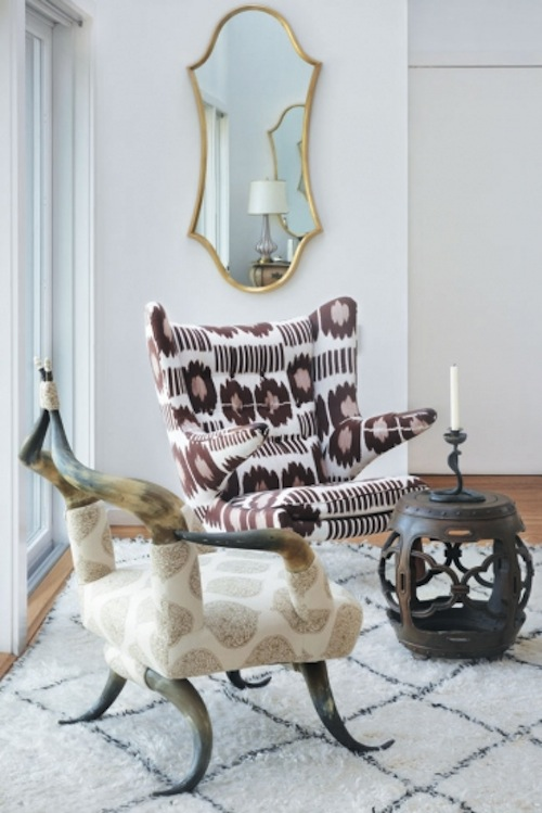 Madeline Weinrib's Home in the Hamptons