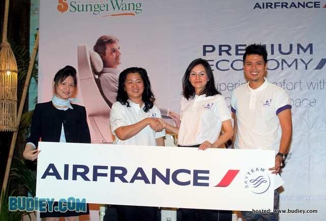 Air France Lancar Premium Economy Yang Cukup Selesa