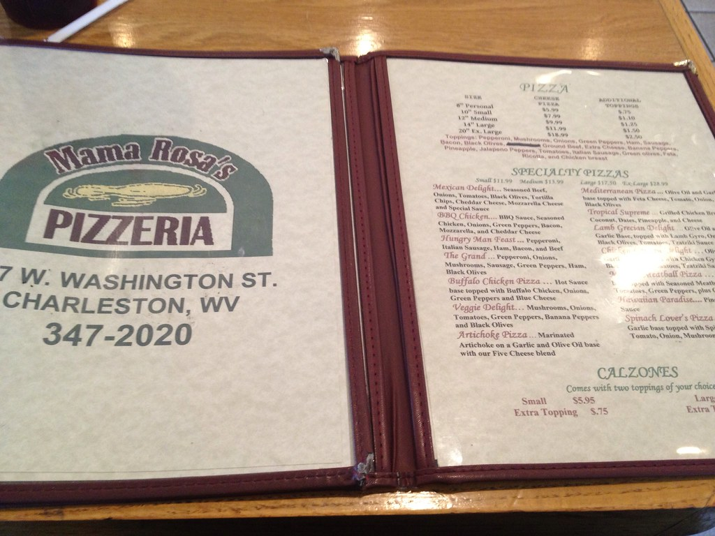 Mama Rosa's Pizzeria