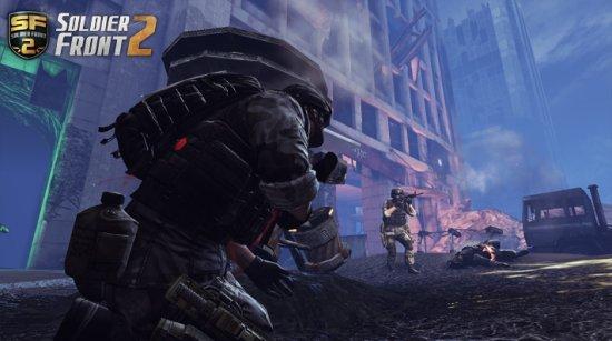 Soldados del ejercito extraterrestre