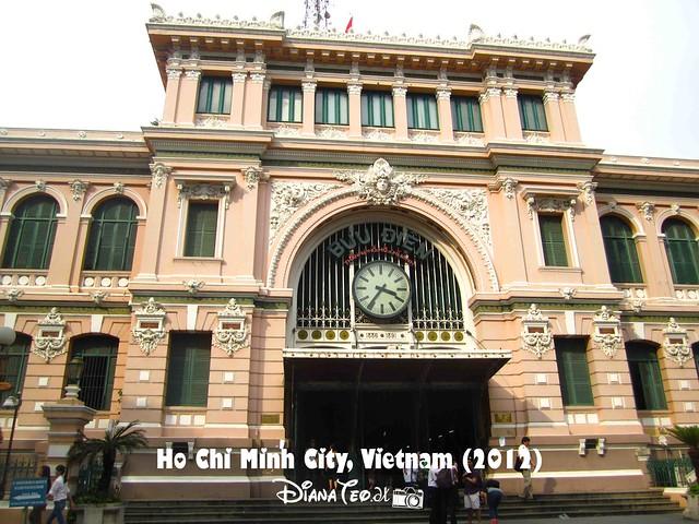 Old Saigon Post Office 01