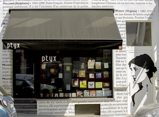 Belgique - Bruxelles - Ixelles (Elsene) - Rue Lesbroussart