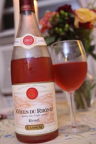 Cotes du Rhone Rose
