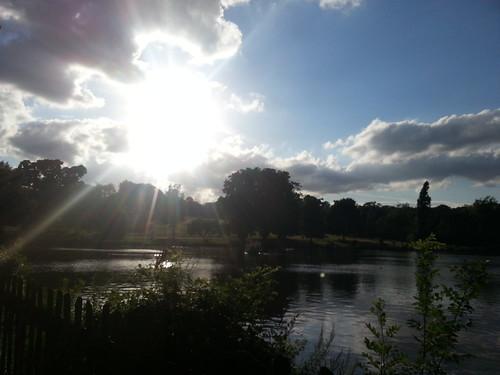 Hampstead Heath Boating Pond