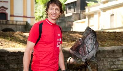 Kožušník běží pro Terezku Zoubkovou (+ VIDEO)
