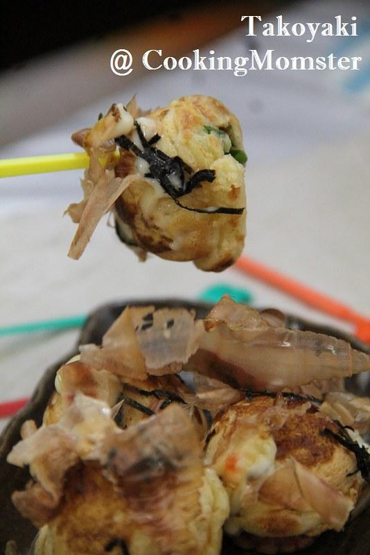 Takoyaki b