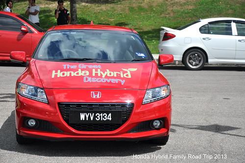 Honda Hybrid Family Road Trip 11