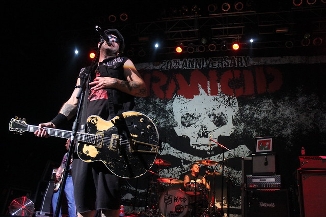 Rancid @ House Of Blues