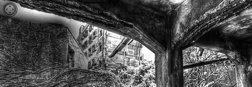 street abandoned japan island japanese photo google closed factory view empty remix hdr highdynamicrange streetview hashima googlestreetview hashimaisland