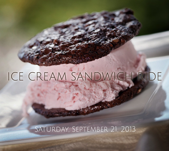 Ice Cream Sandwich Ride