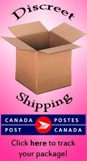 Sex Shop Canada - Sex Toys Canada - Discreet Shipping