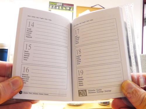 Custom Cover Diary