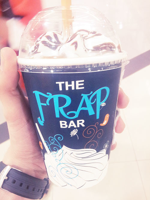 the frap bar sm manila