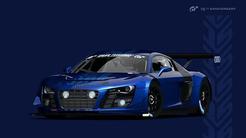 R8 LMS Ultra Gan Turismo 6