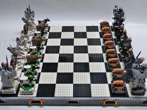 Pigs vs. Cows Chess
