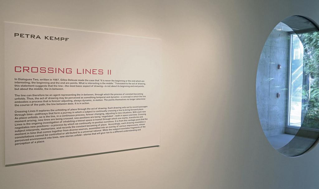 Exhibition description.
