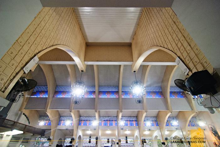 Modern Interior of Ozamiz Cathedral