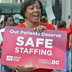 Nurses Urge DC Council to Pass Emergency Safe Staffing Bill