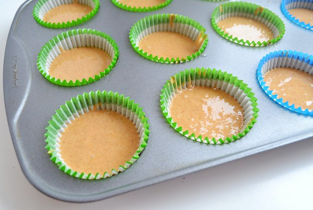 Ginger Beer Cupcake Batter