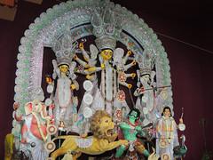 Durga Puja 2013: Bagh Bazar - Shyambazar