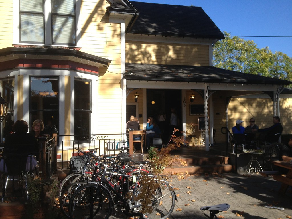 Caffe Vero exterior