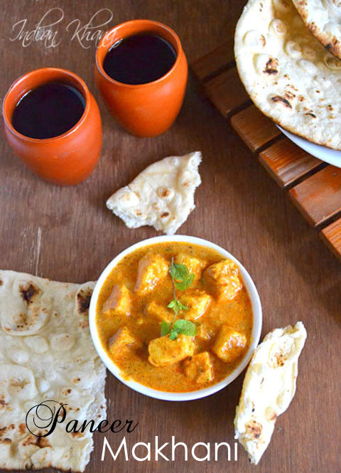Paneer Makhani Recipe | Butter Paneer Recipe | No Onion No ...