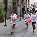 Children participate in #Race4Survival Italy