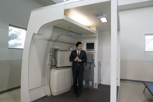 Korean Air Building - Korea - Aviation Facility Tour - asian on air blogger-030