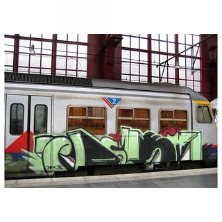 #belgiumgraffiti #paintedtrains #traingraffiti #graffititrain #benching #bombing #panel #trainbombing #trainart #railwriters #rsa_theyardsgraffiti #rsa_theyards #royalsnappingartists