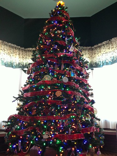 Nativity Tree